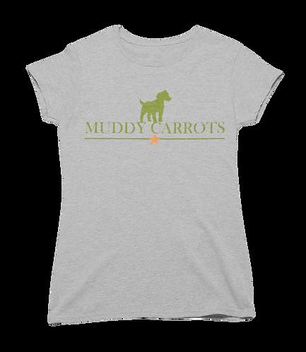 Muddy Carrots Logo T-Shirt