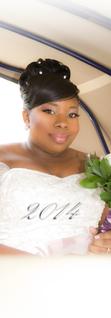 Afro Caribbean Bridal Makeup & Hair