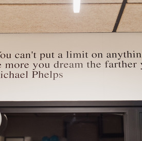 The more you dream the farther you go