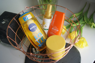 BEAUTY: My sun protection routine