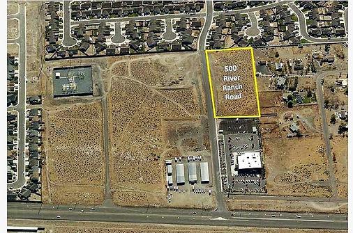Industrial Property Fernley Nevada