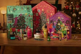 BEAUTY: The Body Shop Adventskalenders