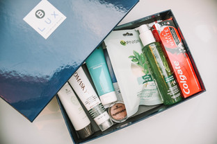 BEAUTY: My first Blux box