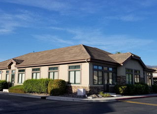 New Listing: 160 W Huffaker Ln Reno NV 5,676 SF Office Building Offered at $1,750,000 at a 5.5% Cap
