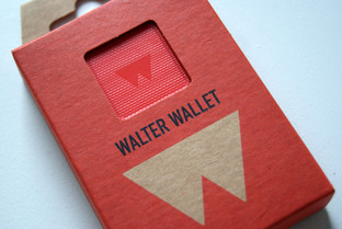Walter wallet - giveaway