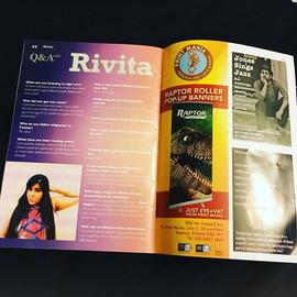 Rivita's interview