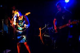 Rivita live at Troubador, London