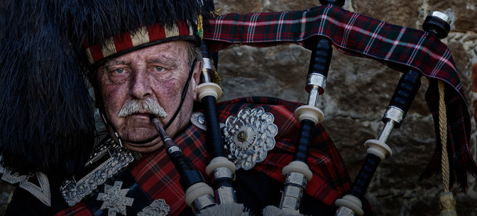 THE PIPE MAJOR ( 2017 )