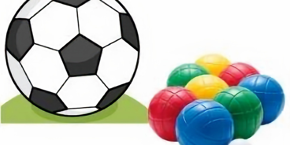 District Soccer/Bocce Games
