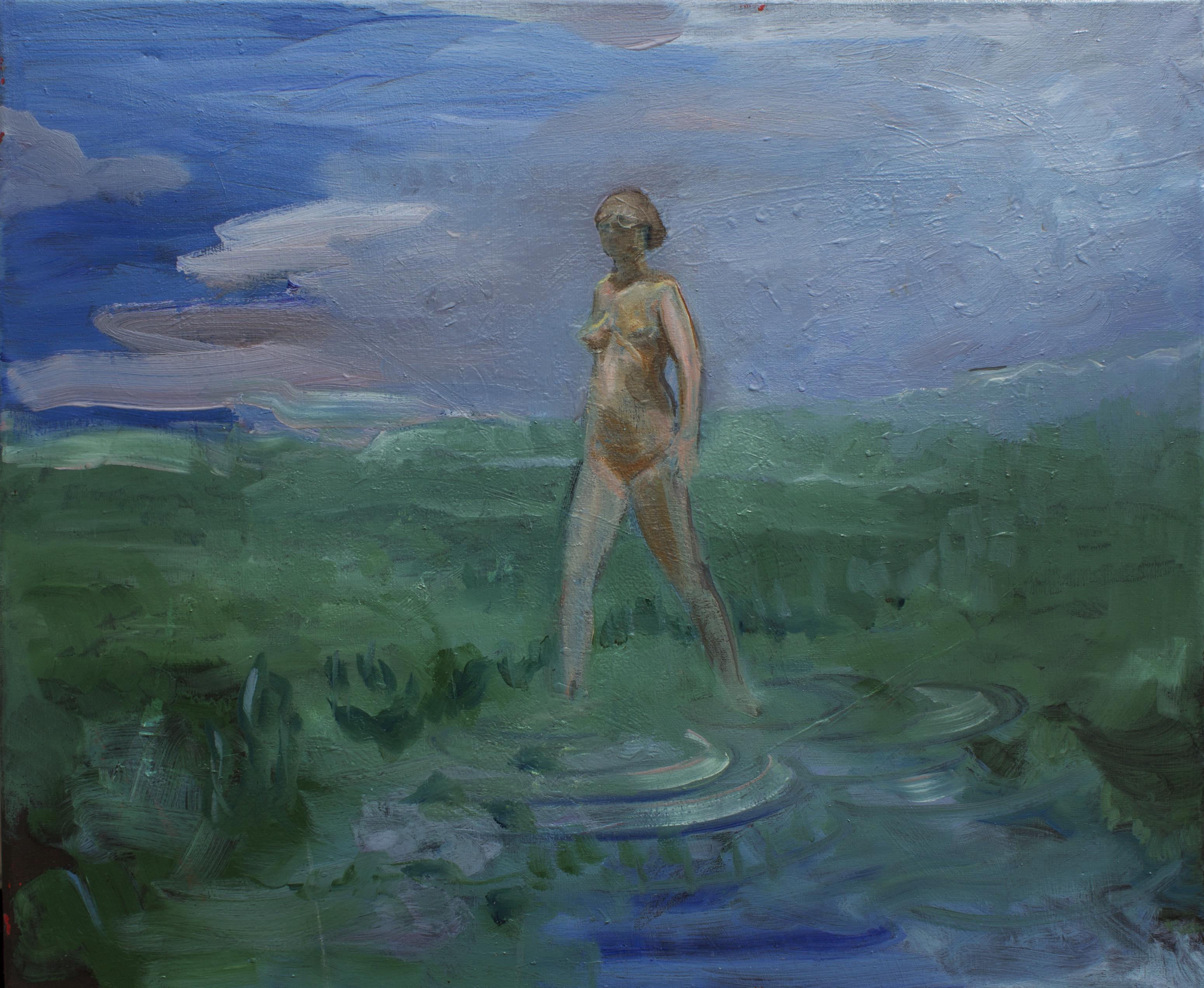 """""""La mujer del río"""""""