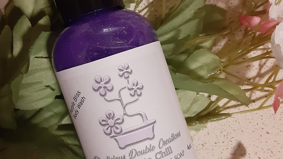 Purple Bliss Body Wash
