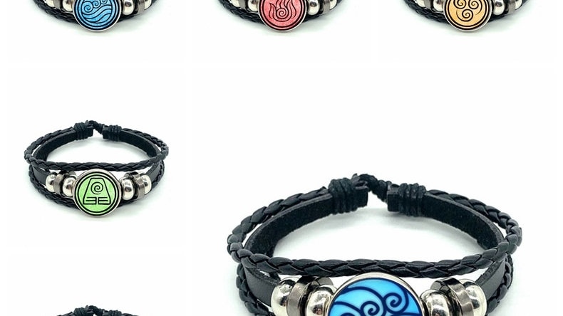 New Avatar the Last Airbender Bracelet Kingdom