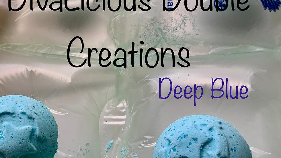 Deep Blue Bath Bomb