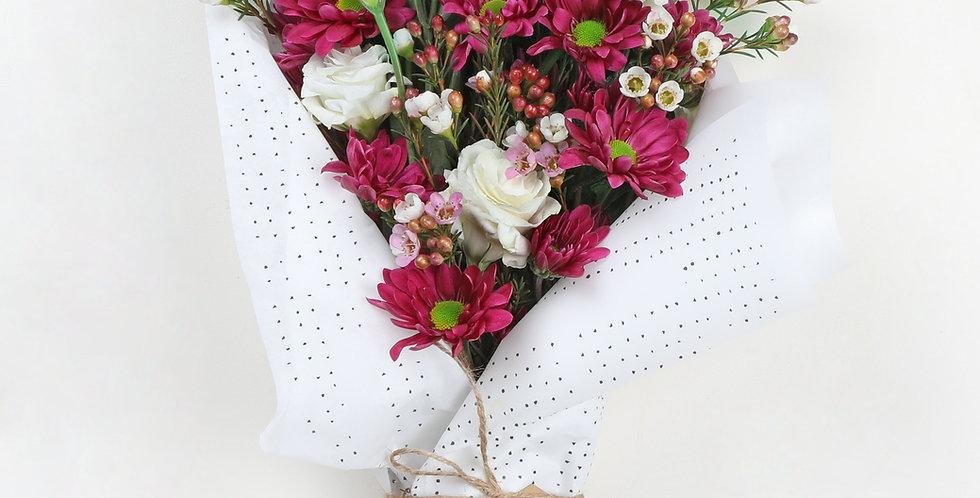 precious pink bouquet