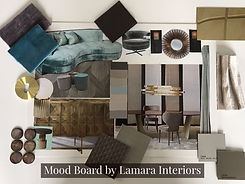 Lamara Interiors | Mood Bord