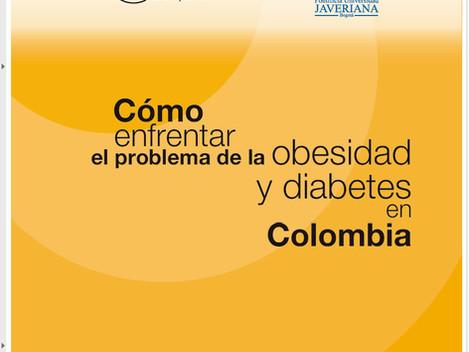 Cómo enfrentar el problema de la obesidad y diabetes en Colombia
