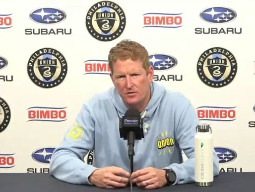 Post-Game Press Conference: Jim Curtin Speaks after 1-0 Victory vs NYRB