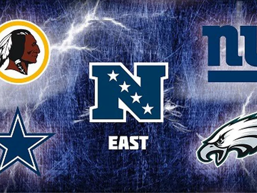 All About The Futures: NFC East