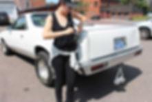 Truck nut in Northern Michigan