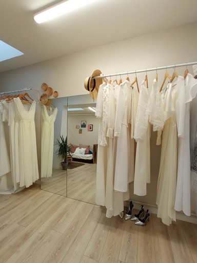 Le showroom Camille Welcomme