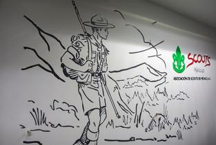 Scouts de México / Workplace branding