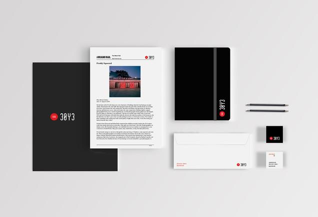 Foto 30y3 / Logo design