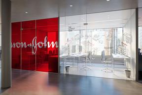 Johnson & Johnson México /Workplace branding
