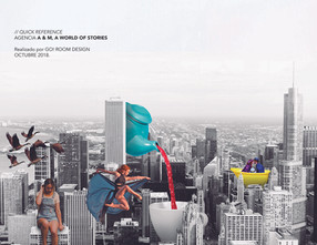 Agencia A&M / Brand design