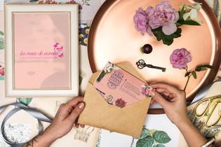 """Las Rosas de Aurélia / Campaña """"Día de las madres"""""""