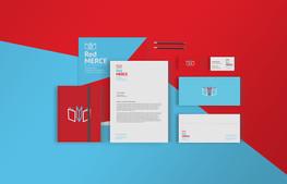 Red MERCE (IMSS) / Diseño de identidad corporativa