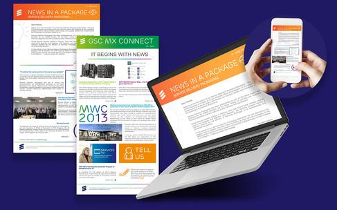 Ericsson Telecom México / Newsletter