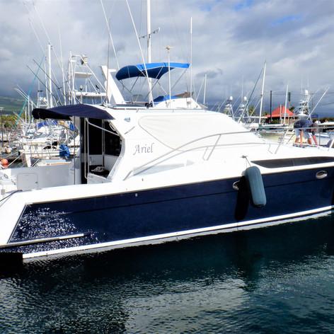 Quantum 3800 Power Catamaran