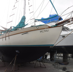 1975 Westsail 32 Cutter
