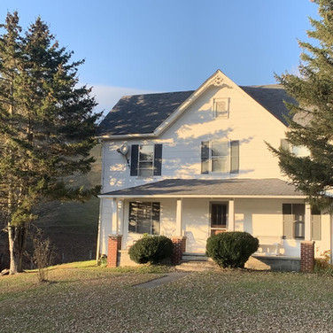 Old Farm House in Ashe County