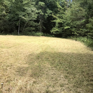 Secluded land near Taylorsville