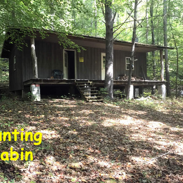 Hunting Cabin near Hickory NC for sale