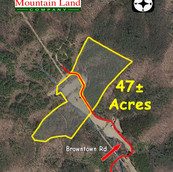 Small Farming Opportunity in Wilkes County, NC