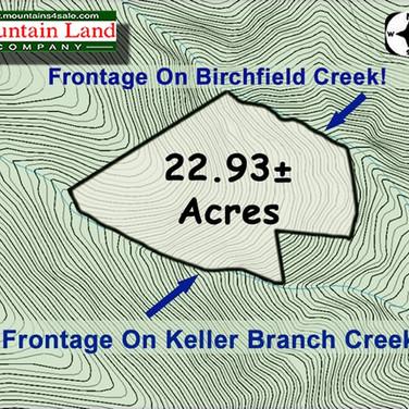 High Elevation Land over 4,000'