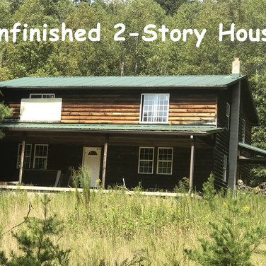 Land with Hunting Cabin for Sale