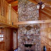 llog cabin in Ashe County NCog cabin in Ashe County