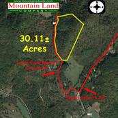NC Mountain Land with Views