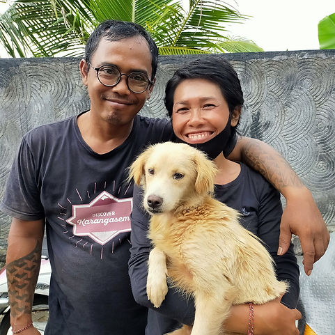 Adopted Goldie