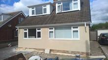 Rendering Project in Garforth Leeds