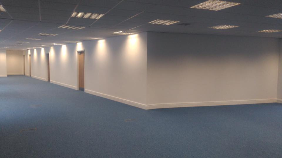 Leeds City Centre Job Completed