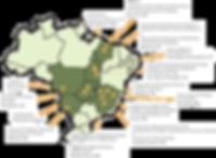 Mapa Associadas Central do Cerrado Nov 1