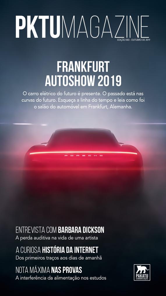 EDIÇÃO Nº3 - OUTUBRO 2019