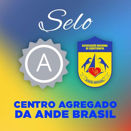 A Apoiar recebe o selo de centro agregado da Ande Brasil