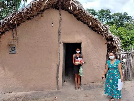 Regionais do MIQCB fazem doações de alimentos e kits de higiene para combate da crise do coronavírus