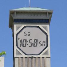 Allen Bradley Clock Tower Converted to Digital