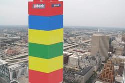 US Bank wins Megablox contest